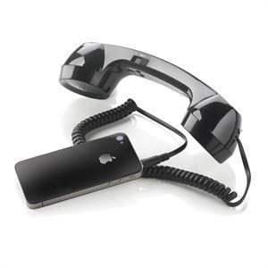 Retro telefoonhouder.
